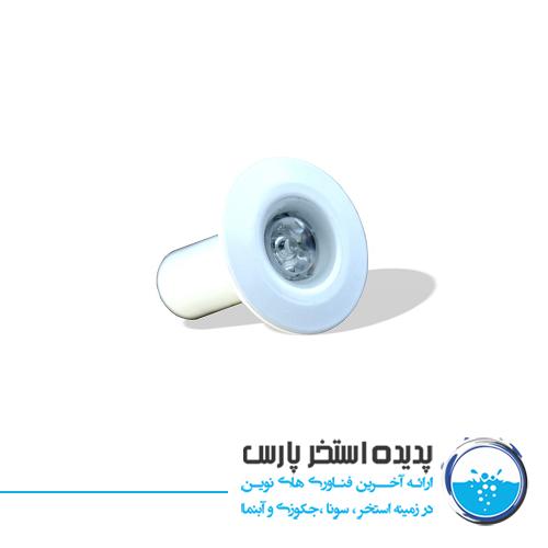 پروژکتور توکار استخری مولتی کالر 3 وات
